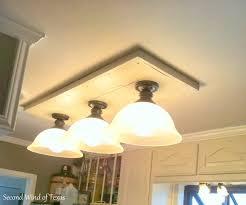 kitchen lighting fluorescent
