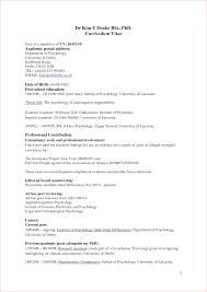 psychology degree resume experience resumes psychology degree resume