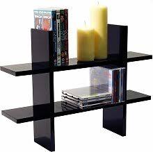 <b>Black Floating</b> Shelves - Shop online and save up to 78% | UK ...