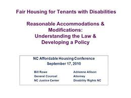 Image result for federal fair housing act disability