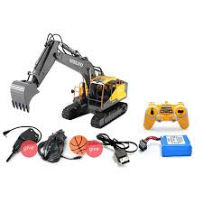 Volvo RC Excavator Remote Control Cars RC Truck Construction ...