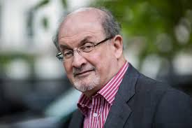 salman rushdie has earlobes even if genies in his new book don t salman rushdie has earlobes even if genies in his new book don t houston chronicle