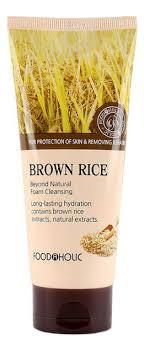 Купить <b>пенка для умывания Brown</b> Rice Beyond Natural Foam ...