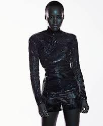 An Le Eyes A Dramatic, Seductive Lupita Nyong'<b>o For Lancôme</b> ...