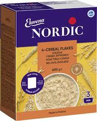 <b>Хлопья NORDIC 4-х</b> видов зерновых – купить в сети магазинов ...