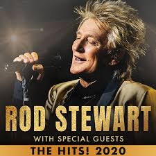 <b>Rod Stewart</b> - Rod Laver Arena