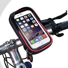 <b>Bicycle</b> Mobile Phone Holder Waterproof Bag Shockproof Screen ...