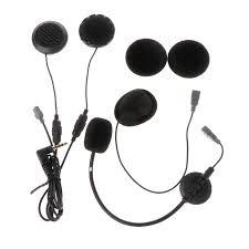 <b>Motorcycle Earphone Speaker Intercom</b> Freedconn Accessories 3.5 ...