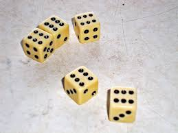 The Probability of <b>Rolling</b> a Yahtzee
