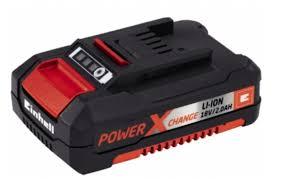 <b>Аккумулятор Einhell</b> Power-X-Change <b>18V 2</b>,<b>0</b> Ah - купить по ...