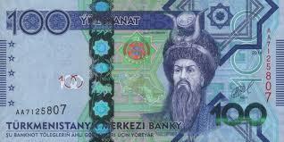 Turkmenistan-Manat