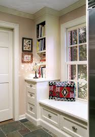 filing cabinet bench spaces traditional with alcove bin pulls bookshelf alcove contemporary home office