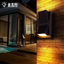 Modern Minimalist Rustic Wall Lamp Decoration ... - Amazon.com