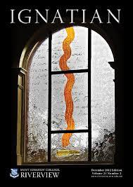 Ignatian #2 2012 by Saint Ignatius' College, Riverview - issuu