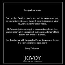 <b>Ormonde Jayne</b> - Jovoy Paris - Jovoy Parfums Rares