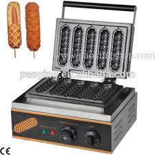 <b>Commercial</b> Use Non-stick <b>110v 220v Electric 5pcs</b> French Hot Dog ...