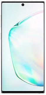 Смартфон <b>Samsung GALAXY</b> Note 10 256 Gb Аура (SM ...