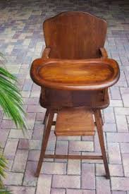 antique wooden high chair antique wooden baby high chair converts into play toy chair old baby antique high chairs wooden