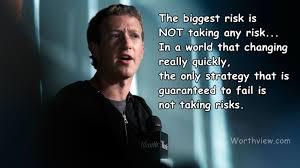 10 Best Quotes of Mark Zuckerberg - WorthvieW