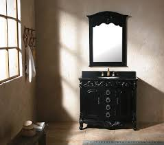 bathroom carved black wooden bath vanity using black marble countertop built in round white undermount captivating bathroom vanity twin sink enlightened