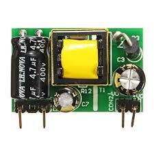 Controller <b>ACDC220V to 5V</b> 400mA 2W 3pcs <b>Vertical</b>: Amazon.co.uk ...