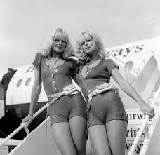She Wears Short Shorts: 55 Images from the Golden Age of Hotpants