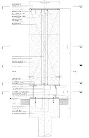 Glass Wall Plan  House in the Garden  Dallas by Cunningham Architects