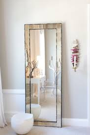 full length wall mounted mirror bedroom contemporary with baseboards candle sconce dressing bathroom lighting ideas dress mirror