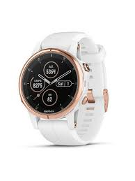 Смарт-часы Fenix 5S Plus Sapphire GARMIN 6313606 купить за ...