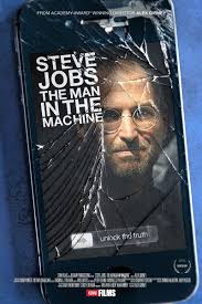 steve jobs the man in the machine english hearing poster