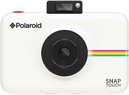 <b>Polaroid Snap</b> Touch, <b>White</b> моментальная фотокамера — купить ...