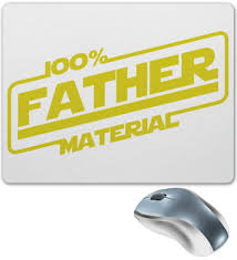 Коврик для мышки <b>100</b>% <b>Father</b> #1159251 от skynatural