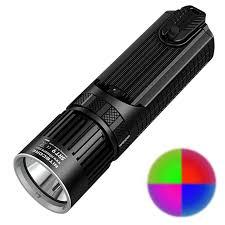<b>Многофункциональный тактический</b> фонарь Nitecore SRT9 ...