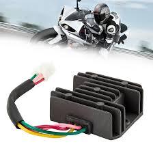 <b>Motorcycle Motorbike Voltage Regulator</b> Rectifier For GY6/50CC ...