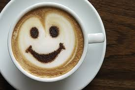 Smiley Face Latte