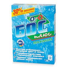 Купить <b>Средство для отбеливания и</b> чистки тканей 600 г, БОС ...