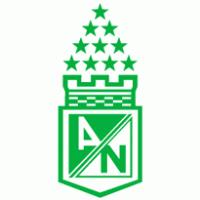 Resultado de imagen para a nacional de colombia logo con las estrellas