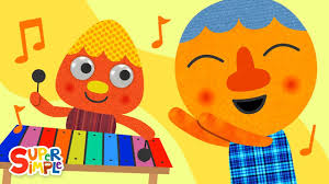 <b>My Happy</b> Song | featuring Noodle & Pals | Super Simple Songs ...