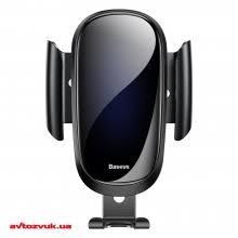 Держатель для мобильных устройств <b>Baseus Future Gravity</b> Car ...