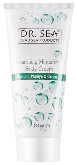 <b>Крем</b> для тела Dr. Sea питательный и <b>увлажняющий с маслом</b> ...