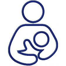 Image result for breastfeeding clipart free