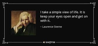 TOP 25 QUOTES BY LAURENCE STERNE (of 219)   A-Z Quotes via Relatably.com