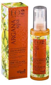 Купить <b>Масло</b>-<b>флюид для волос</b> EO Laboratorie Argana SPA, 100 ...