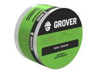«<b>лента герметик grover битумная</b> 100 ммх10м зеленая, арт ...