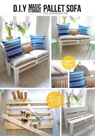 view in gallery diy pallet sofa with storage amazing diy pallet furniture