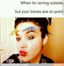 Eyebrows on fleek on Pinterest | Eyebrows, Brows and Fails via Relatably.com