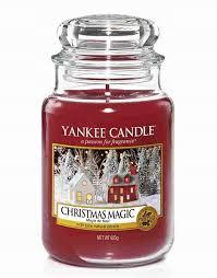 Купить YANKEE CANDLE <b>CHRISTMAS MAGIC СВЕЧА свечка</b> 623 ...