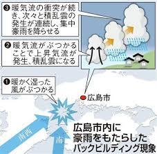 「1999年 - 広島県を中心とした中国地方を集中豪雨(6.29豪雨災害)」の画像検索結果