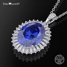 2019 <b>Shipei 100</b>% <b>925 Sterling</b> Silver Fine Jewelry White Gold ...