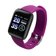 D13 Smart Watch <b>116 Plus</b> Heart Rate Smart <b>Wristband Sports</b> ...